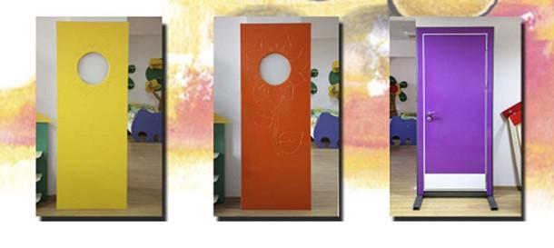 Двери для детских учреждений заказать