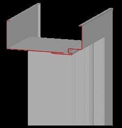 Обжимная металлическая коробка