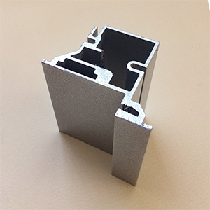 Скрытая алюминиевая коробка