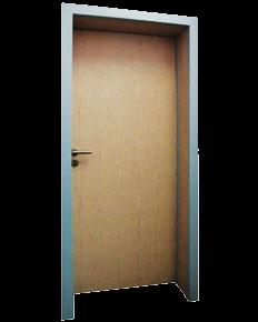 Двери с алюминиевой коробкой
