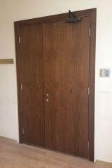 гладкие двери